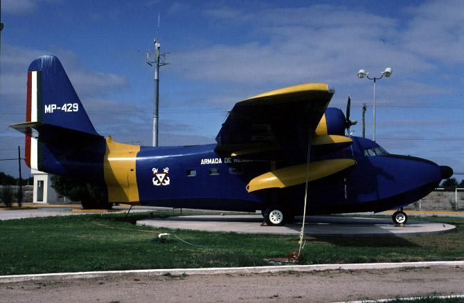 aeronaves - Aeronaves  del pasado de la SEMAR. 246-008